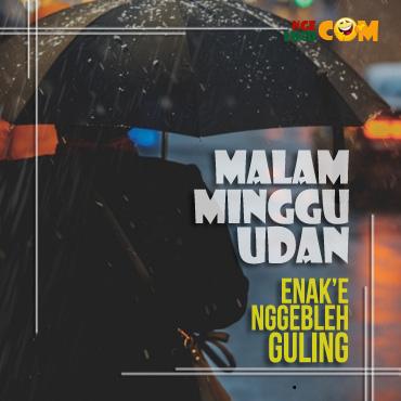 Gambar DP BBM  Hujan Malama Minggu