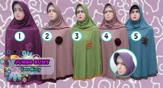 Grosir jilbab super jumbo murah cantik dan model terbaru
