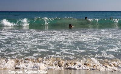 Trapezaki Beach, Kefalonia