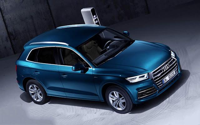 Novo Audi Q5 2020 Híbrido
