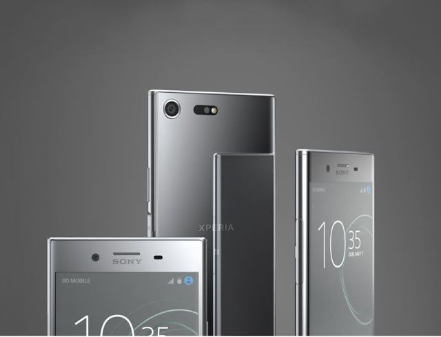 Sony Xperia XZ latest update