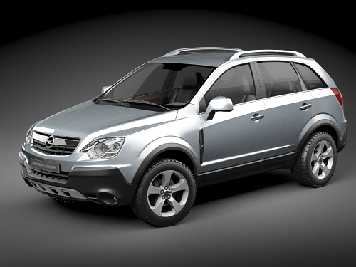 2012 opel antara wallpaper. Black Bedroom Furniture Sets. Home Design Ideas