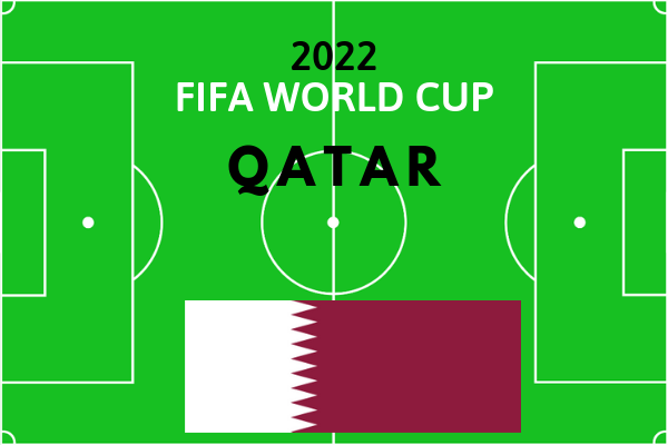 2022 FIFA World Cup at Qatar,Next FIFA World Cup in 2022
