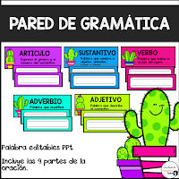 Pared de gramática