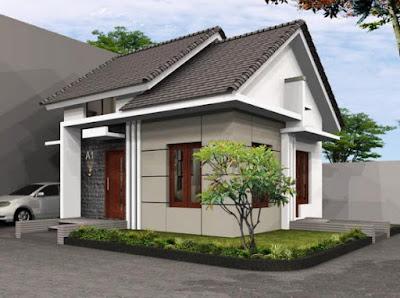 desain rumah hook minimalis 1 lantai ~ metro properti