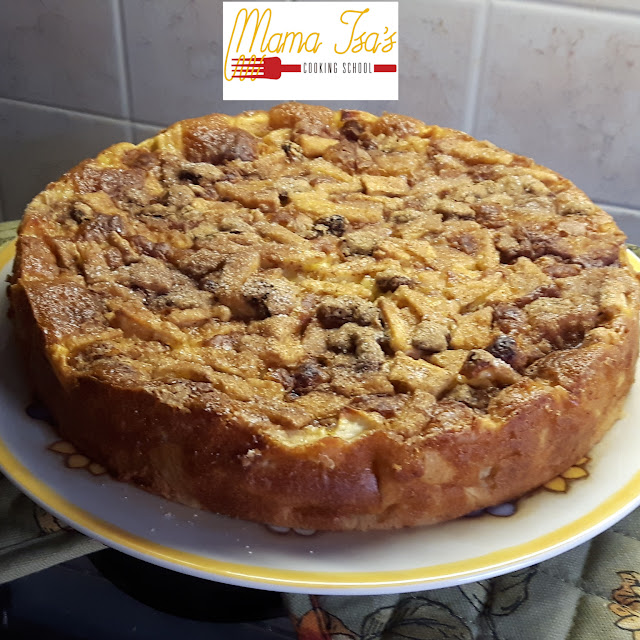 Torta di Mele | Mama Isa's Cooking School in Italy near Venice