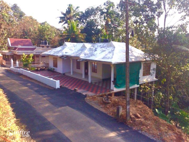 4 BHK House with 22 Cent Land For Sale at Kanjirappally, Kottayam, Kerala