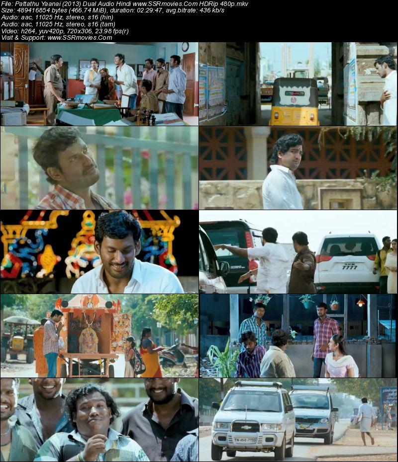 pattathu yaanai hd full movie