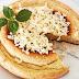 Receita de pão de queijo de frigideira feito com ricota e linhaça | Fit e saudável
