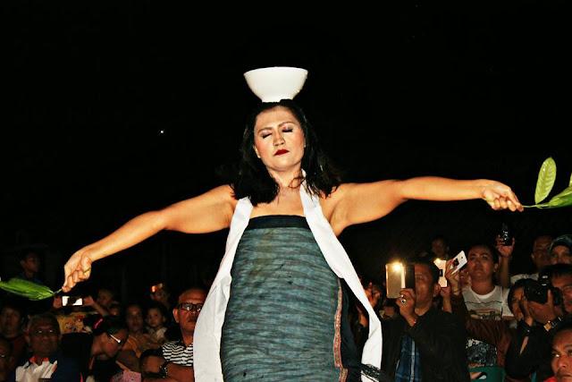 TARI CAWAN Seni Budaya Batak Ramaikan HUT Kota Pematangsiantar di Lapangan Adam Malik,  Ini Fotn dan Videonya