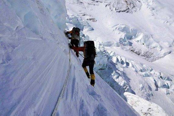 Pendakian Himalaya