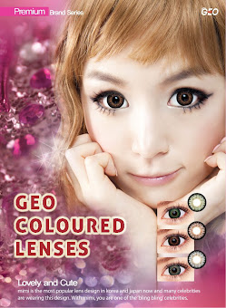 Shop to GeoColouredLenses