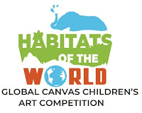 The Global Canvas Children's Art Competition
