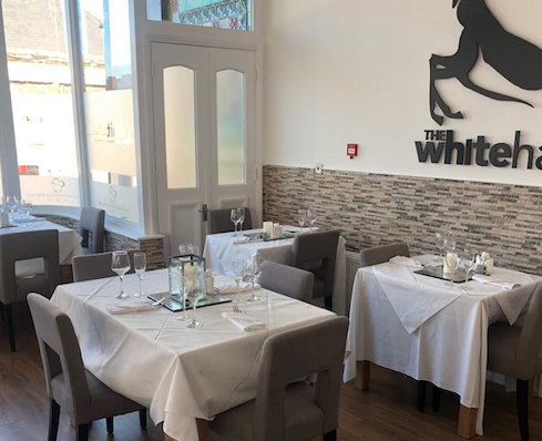 Invitation: THE WHITEHART African Restaurant & Bar, Erith, kent launches this Friday/28/Sep