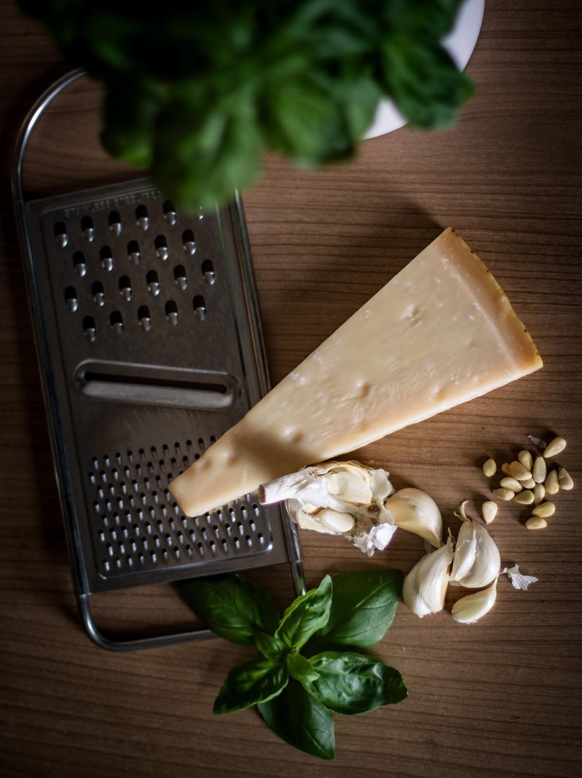 Como fazer molho pesto- www.esperteza.com - receitas, pesto, passo a passo, molho