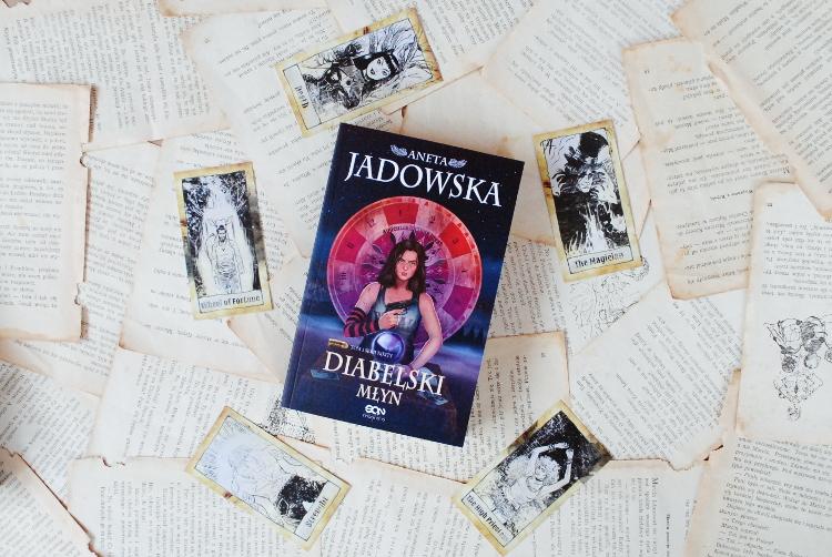 Aneta Jadowska: Diabelski Młyn [RECENZJA]