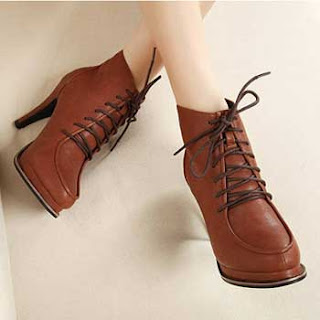 Sepatu Bot Ankle Length Boots