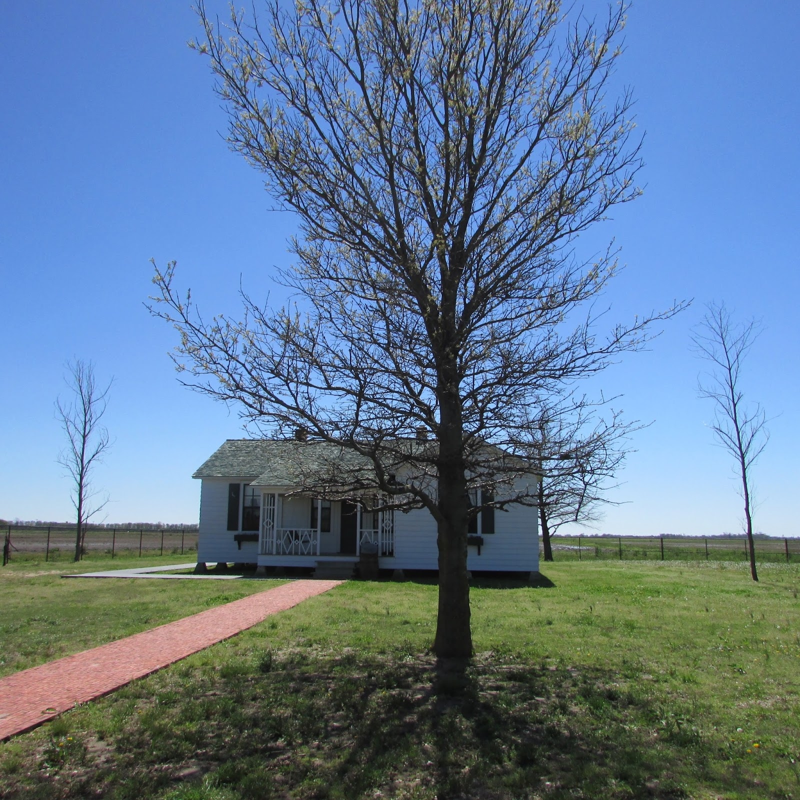 Salvation & Toleration (A visit to the Johnny Cash Boyhood Home ...