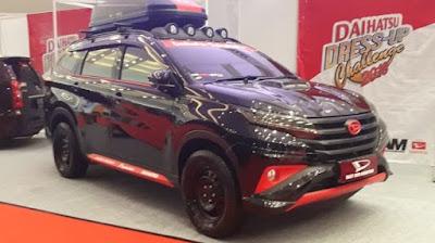 Harga All New Daihatsu Terios, Review & Spesifikasi