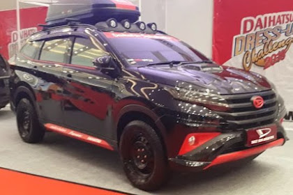 Harga All New Daihatsu Terios, Review & Spesifikas