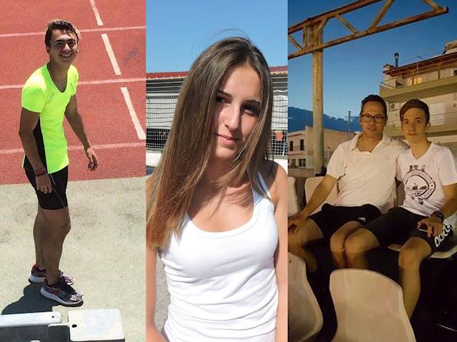 Στην μικτή ομάδα Πελοποννήσου ο Σ.Δ.Υ.Αργολίδας με τρεις αθλητές του