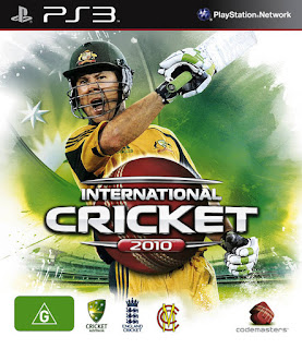 International Cricket 2010 PS3 free download full version