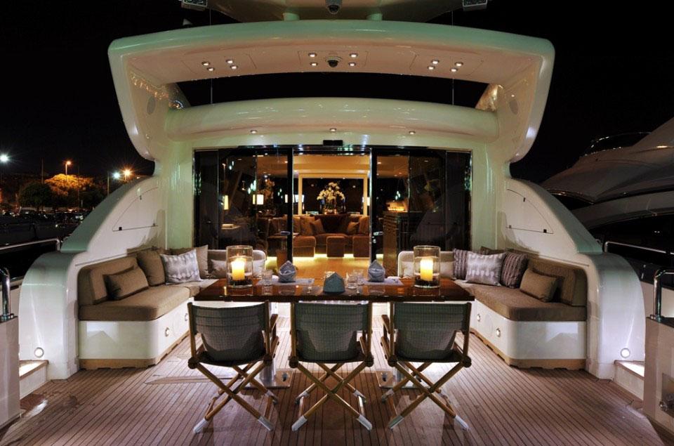 "Loveisspeed.......: Stylish Luxury Yacht ""Cheeky Tiger"""