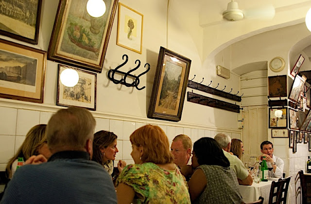 Restaurante Sostanza em Florença