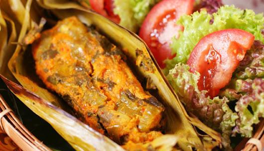 Resep Pepes Ikan Tongkol Pedassss & Gurih