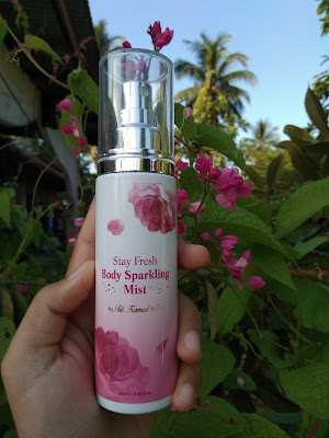 body mist, althea, body sparkling mist titi kamal althea, fragrance, perfume, body perfume