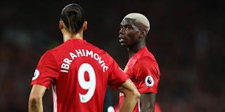 Ibrahimovic dan Pogba Lah yang Membuat Lawan Menjadi Takut