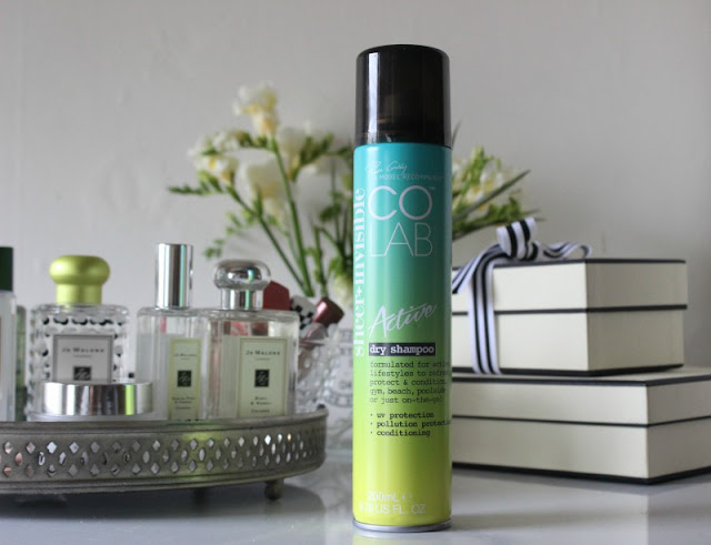 Colab Active Dry Shampoo Review