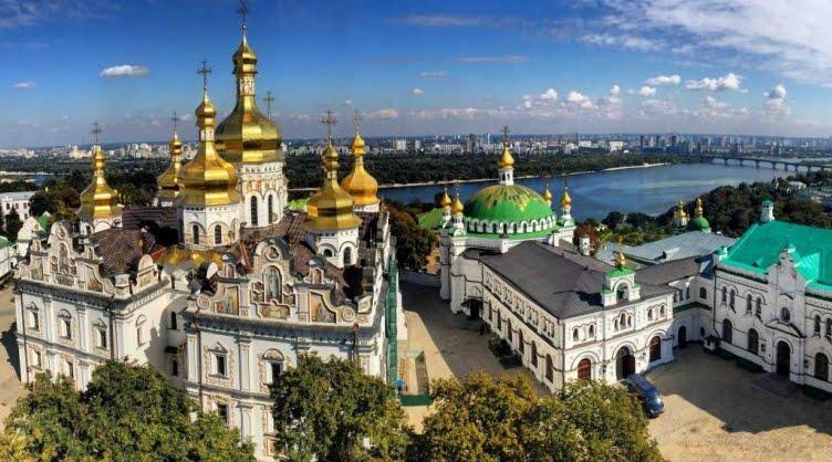 """Ucraina: Kiev la città """"fatata"""" delle cattedrali"""