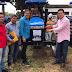 Município de Piritiba recebe trator com implementos agrícolas