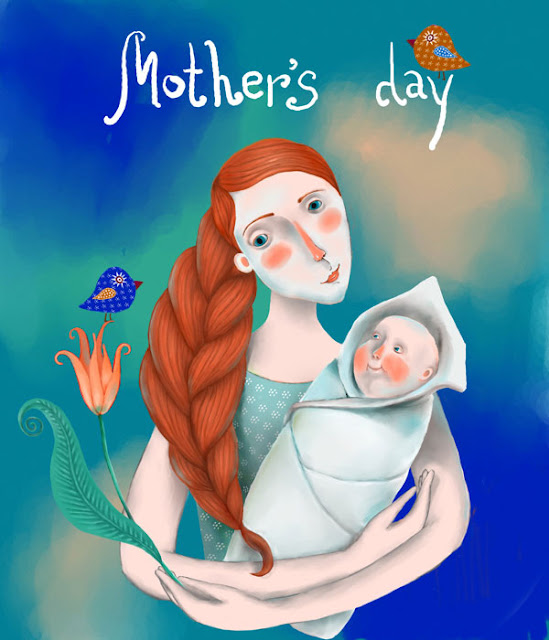 Easy and Cool Mothers day cards homemade ideas designs for kids