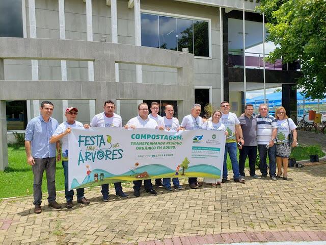 Ipueiras sedia primeira reunião ordinária do consórcio regional de resíduos sólidos