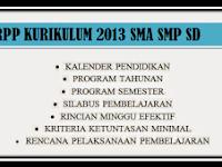 DOWNLOAD RPP SENI BUDAYA SMP/MTS KELAS VIII KURIKULUM 2013 REVISI