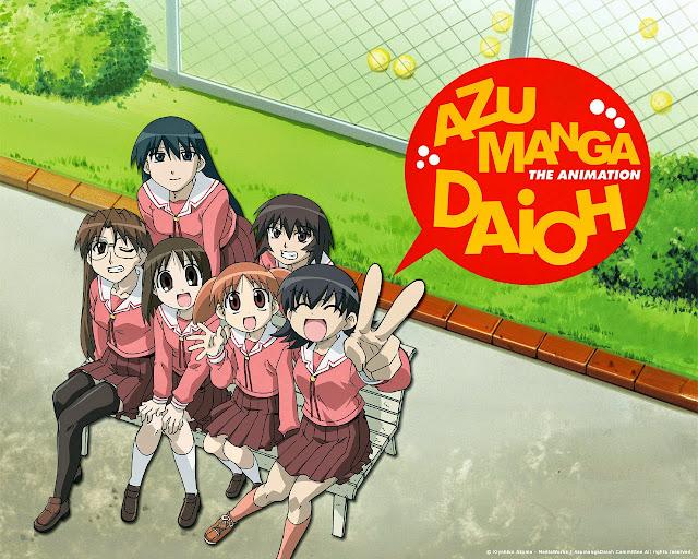 Azuma Daioh - Anime comedy terbaik yang lucu bisa bikin ngakak