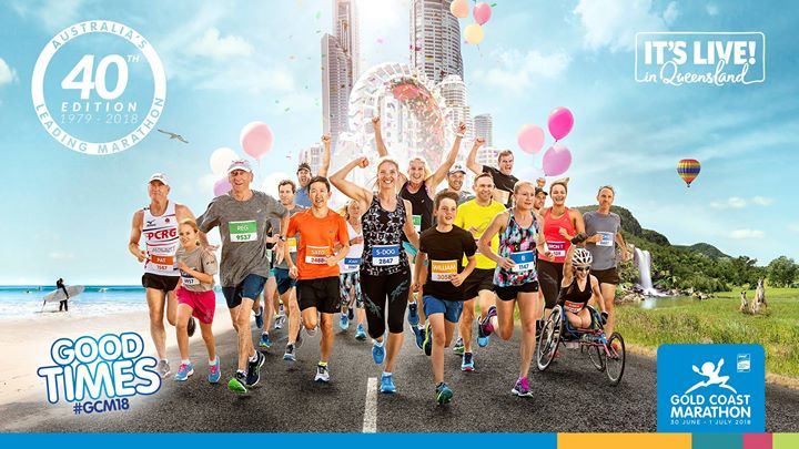 Gold Coast Marathon • 2018