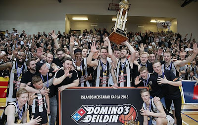 KR Reykjavik - Dominos League champion
