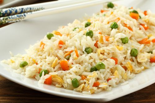 Vegetable Fried Rice,How To Make Restaurant Style Rice At Home