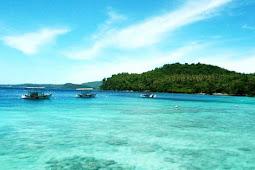 Pantai Iboih/ Teupin Layeu di Sabang