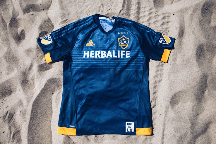 low cost c3908 29011 LA Galaxy 2015 Away Jersey Released - Footy Headlines