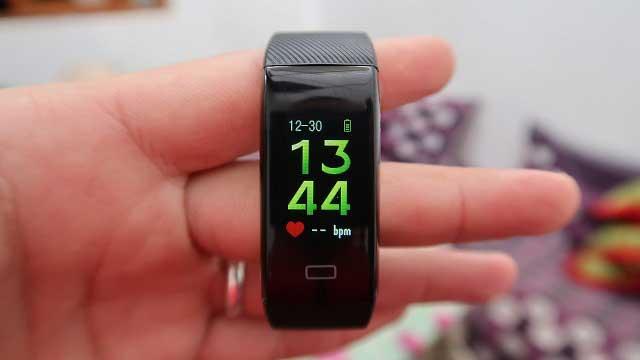 ساعة رياضية ذكية بمميزات رائعة جدا ?! - Alfawise B7 Pro Fitness Tracker