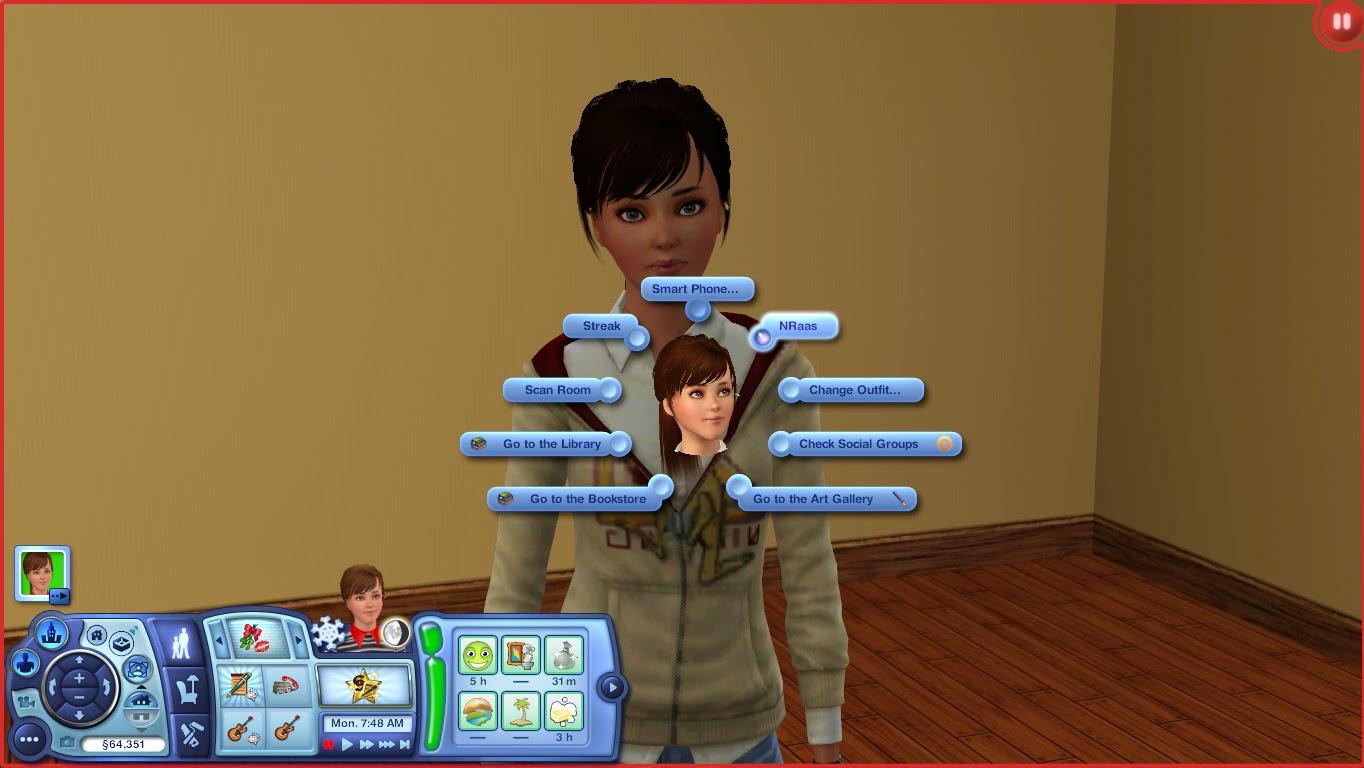 Using Cheats to Boost Skills (Sims 3) - Cantarella's Sims Page