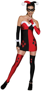 Villian Harley Quinn