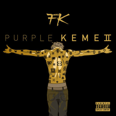 FK - Purple Kemet 2 - Album Download, Itunes Cover, Official Cover, Album CD Cover Art, Tracklist