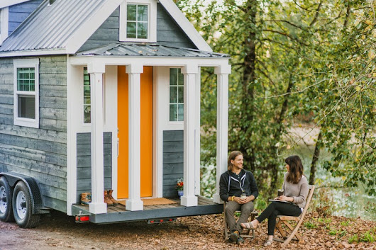 Tiny Heirloom Tiny Home
