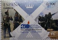 250 ANIVERSARIO COLEGIO DE ARTILLERÍA DE SEGOVIA