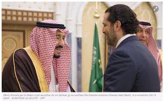 Για κατ' οίκον περιορισμό του Χαρίρι κατηγορεί τη Σ. Αραβία η Χεζμπολάχ
